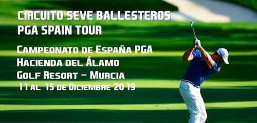 XXXII PGA SPAIN CHAMPIONSHIP